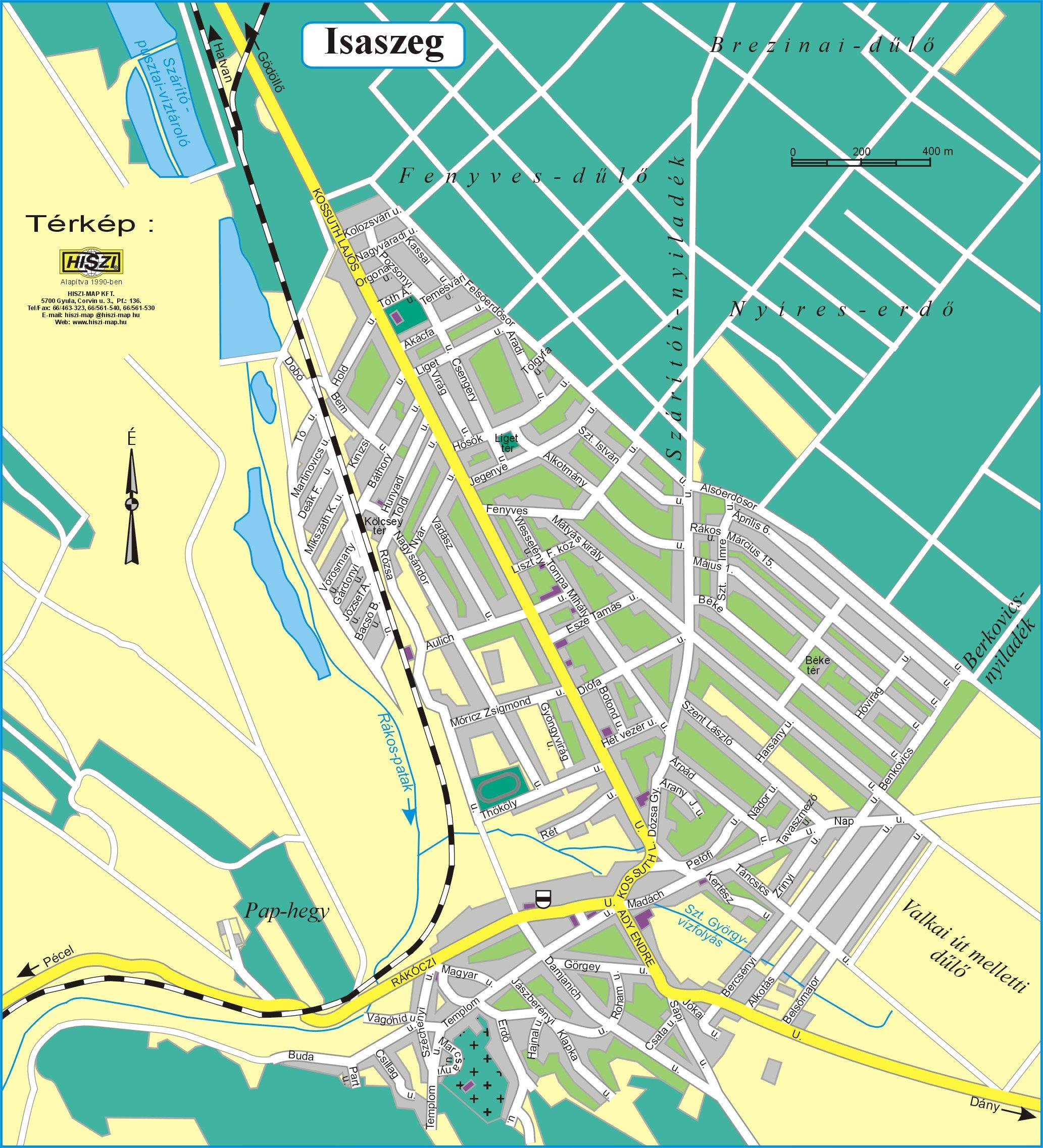 isaszeg térkép Isaszeg a '48 as csata színhelye isaszeg térkép
