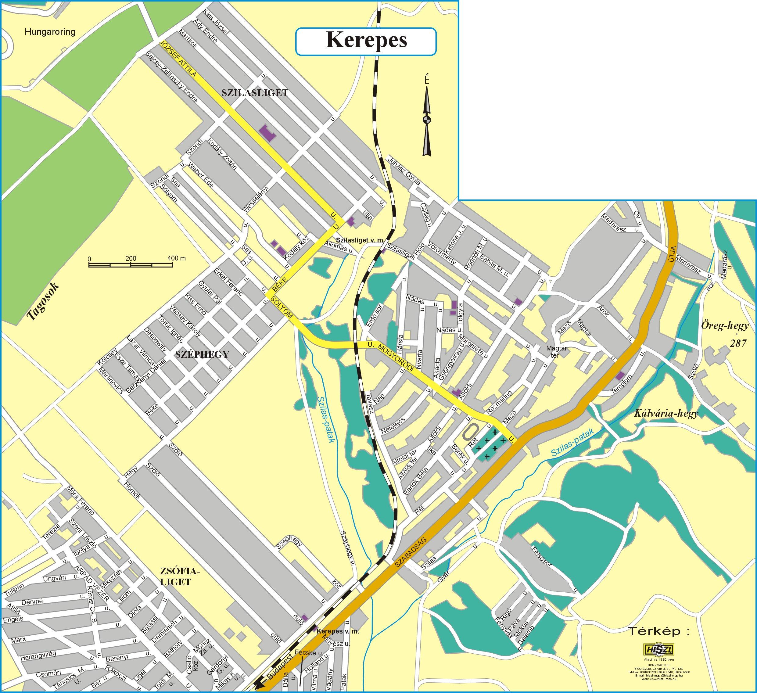 kerepes térkép GKRTE GÖDÖLLŐ   Gödöllő és Környéke Regionális Turisztikai Egyesület kerepes térkép