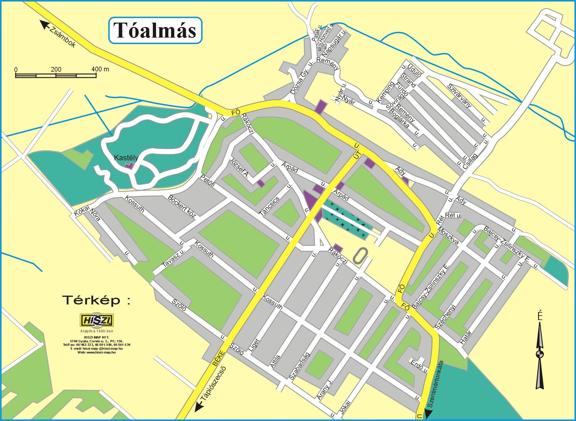 tóalmás térkép GKRTE GÖDÖLLŐ   Gödöllő és Környéke Regionális Turisztikai Egyesület tóalmás térkép