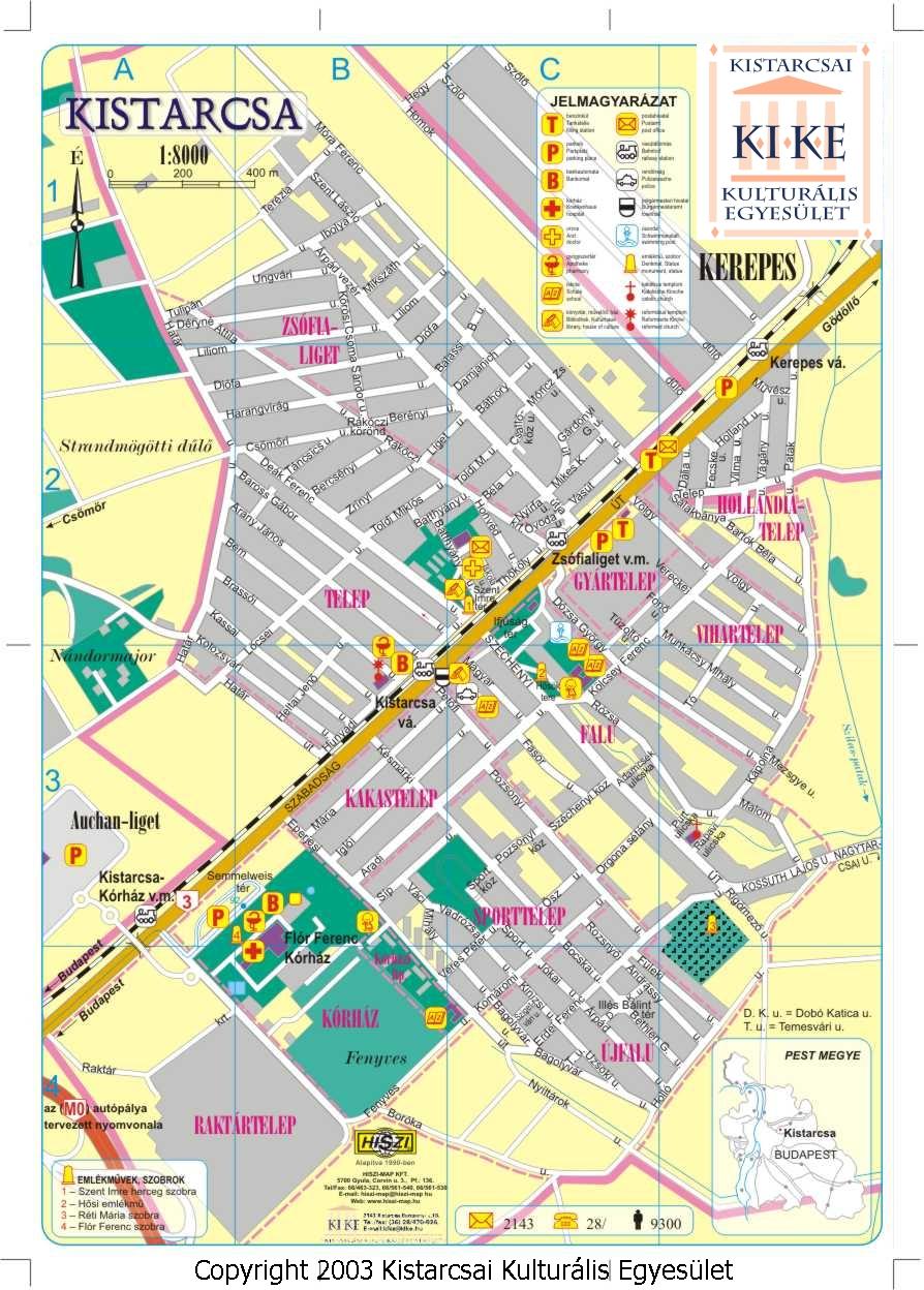 kistarcsa térkép GKRTE GÖDÖLLŐ   Gödöllő és Környéke Regionális Turisztikai Egyesület kistarcsa térkép