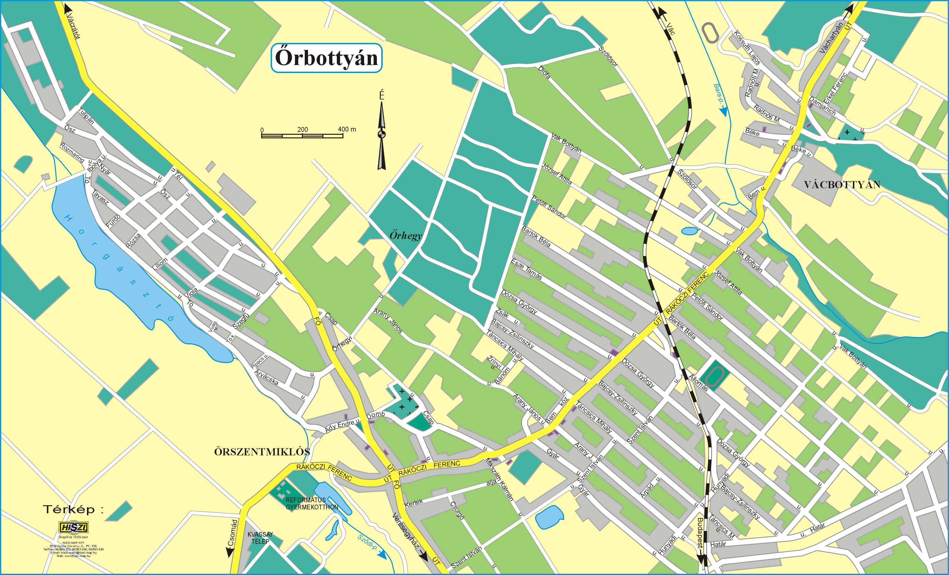 őrbottyán térkép GKRTE GÖDÖLLŐ   Gödöllő és Környéke Regionális Turisztikai Egyesület őrbottyán térkép